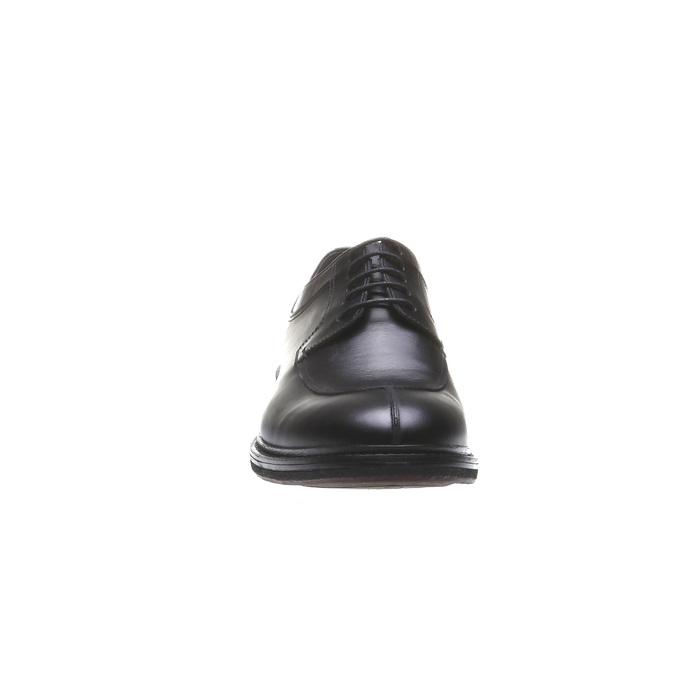Pánské kožené polobotky bata, černá, 824-6709 - 16