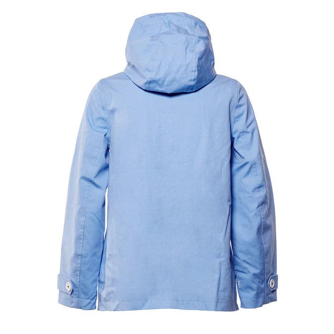Dámská jarní bunda s kapucí joules, modrá, 979-9013 - 26