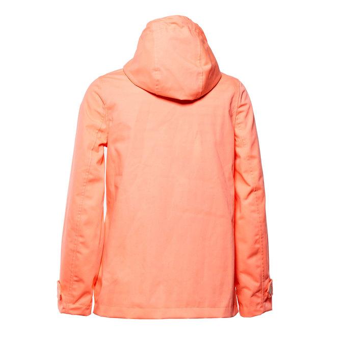 Dámská jarní bunda s kapucí joules, oranžová, 979-5013 - 26