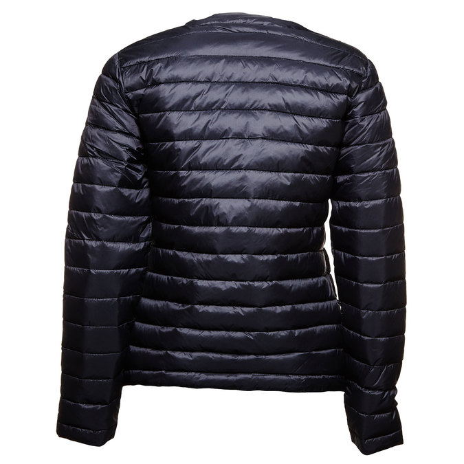Dámská bunda s krajkou bata, černá, 979-6516 - 26