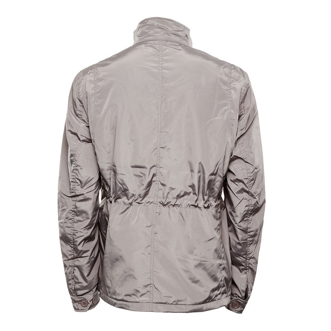 Pánská bunda bata, šedá, 979-2564 - 26