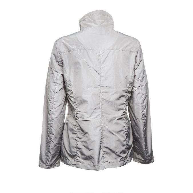 Dámská bunda bata, šedá, 979-2522 - 26