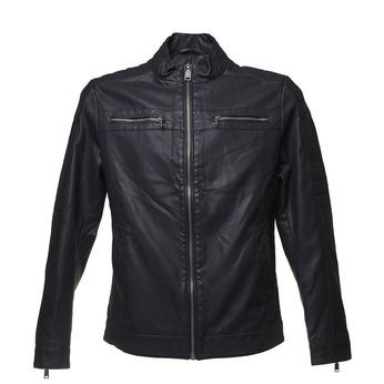 Pánská bunda bata, černá, 971-6167 - 13