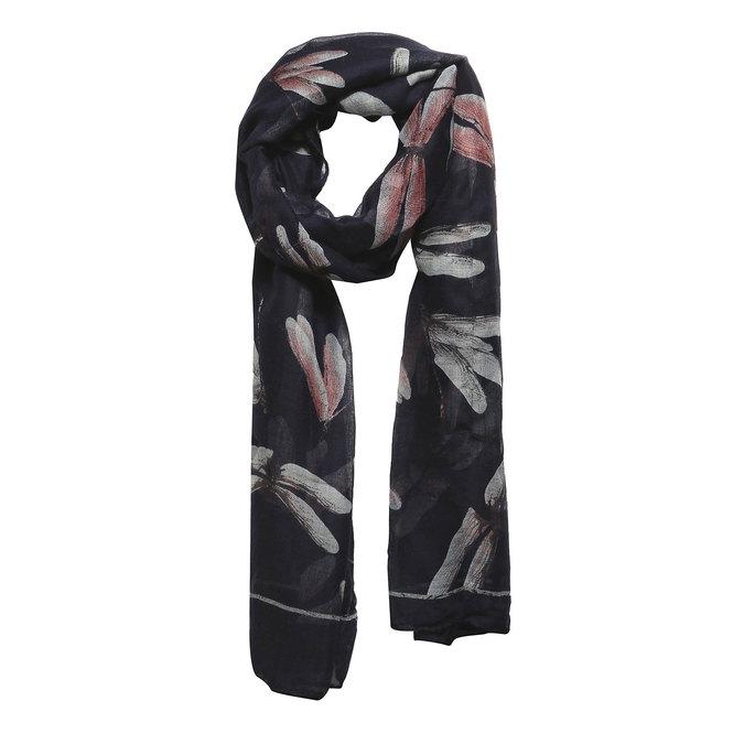 Dámský šátek bata, šedá, 909-9305 - 13