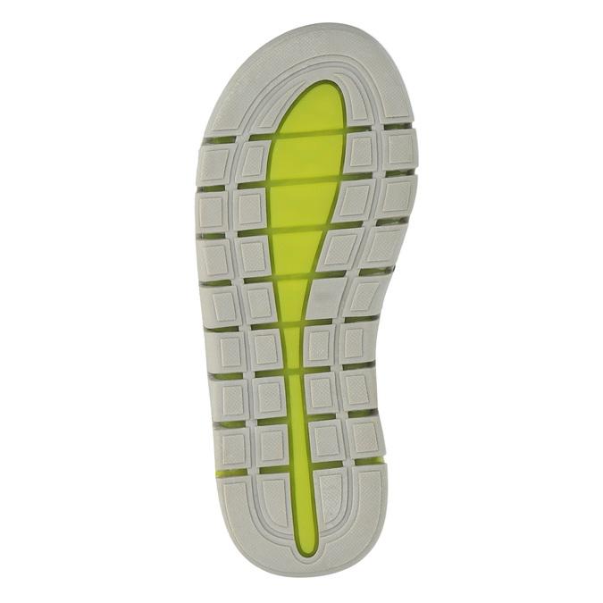 Dětské sandály mini-b, šedá, 363-2182 - 26