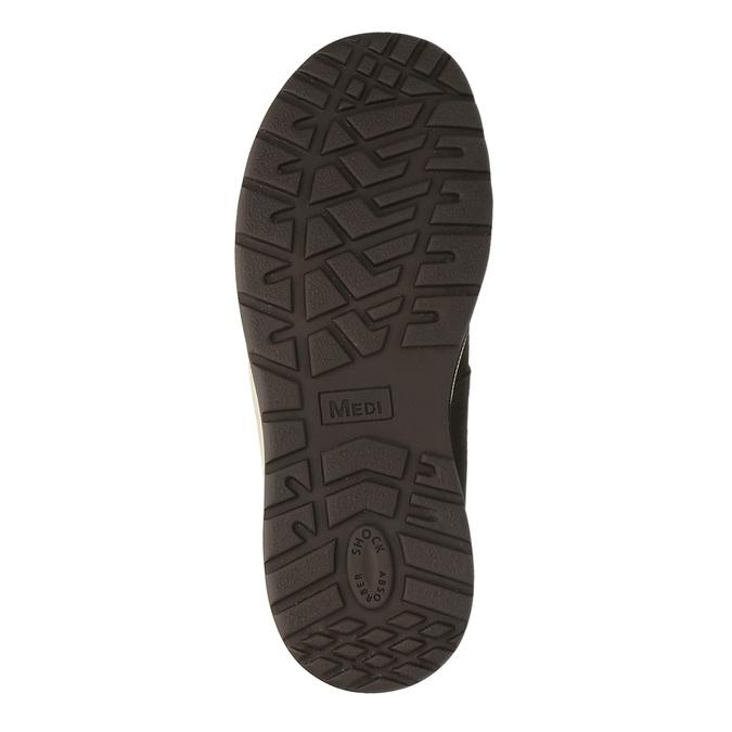 Dámská zdravotní obuv medi, hnědá, 556-4320 - 26