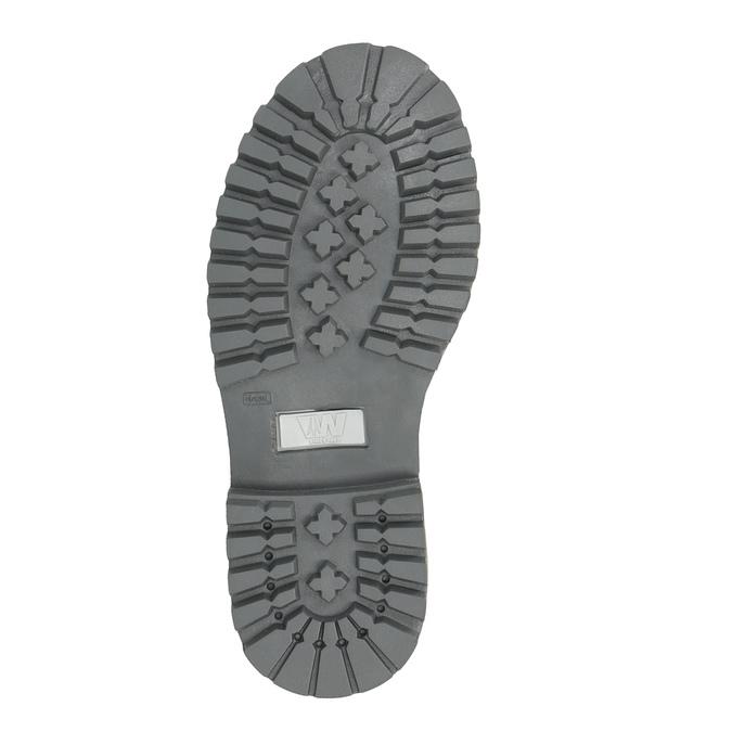 Dětská zimní obuv nad kotníky weinbrenner-junior, modrá, 396-9263 - 26
