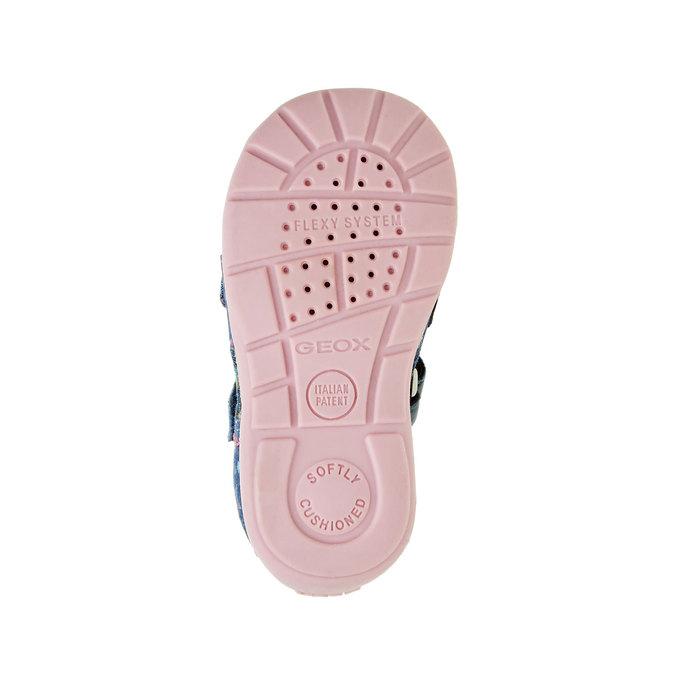 Dětské sandály geox, modrá, 169-9100 - 26