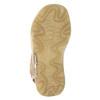 Dětské kožené sandály weinbrenner-junior, hnědá, 366-3170 - 26