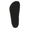 Dámské žabky s mašlí birkenstock, černá, 561-6013 - 26