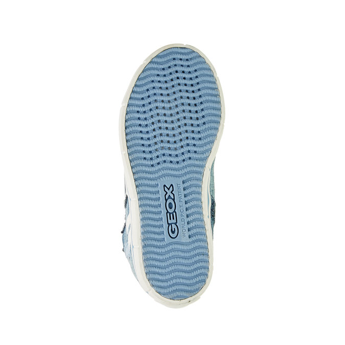 Dětské kotníčkové tenisky geox, modrá, 319-9104 - 26