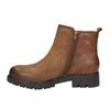 Dámská kotníčková obuv bata, hnědá, 696-4606 - 26