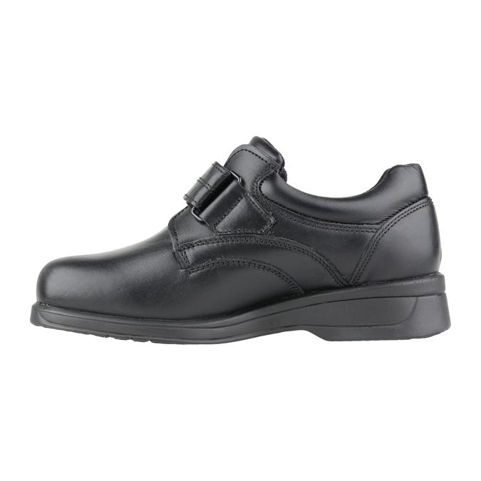Dámská zdravotní obuv medi, černá, 544-6494 - 15