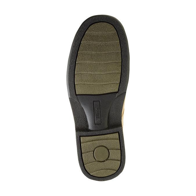 Pánská zdravotní obuv medi, béžová, 834-8108 - 26