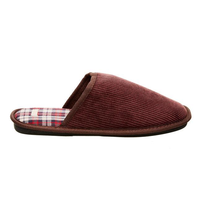 Pánská domácí obuv bata, 879-0166 - 26