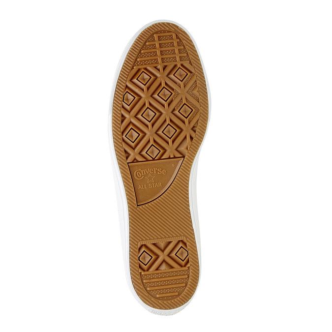 Kotníčkové tenisky s maskáčovým vzorem converse, béžová, 899-7003 - 26