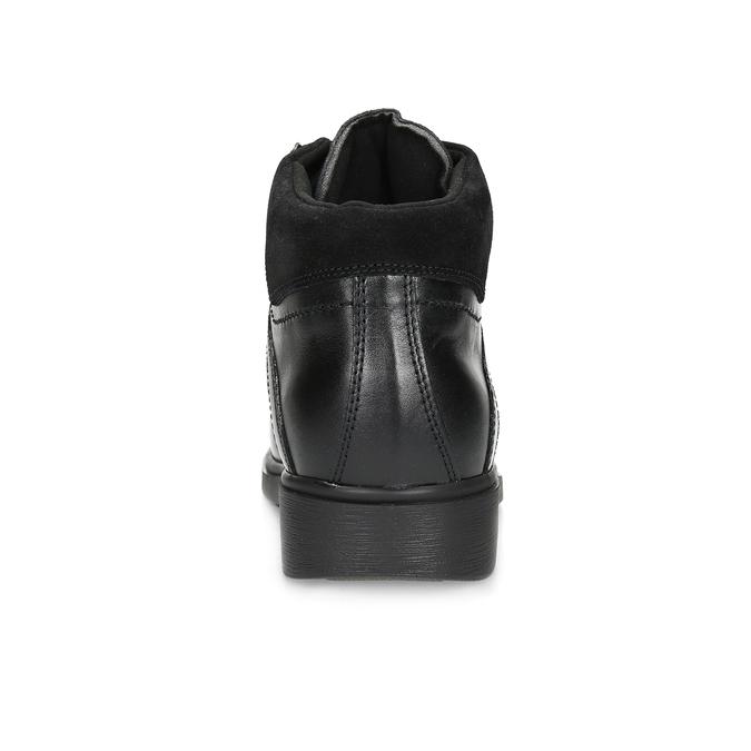 Pánská zdravotní obuv Sam medi, černá, 894-6230 - 15