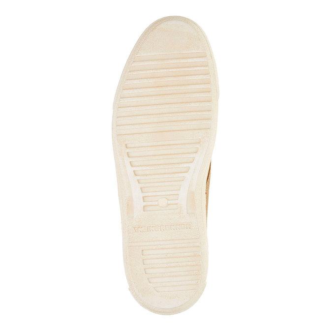 Pánská kožená obuv weinbrenner, hnědá, 843-8661 - 26
