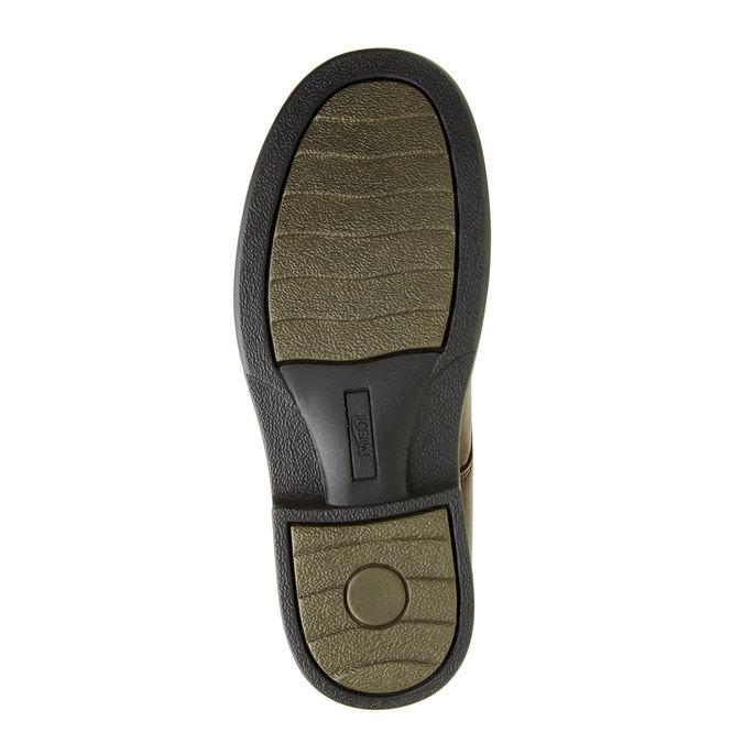 Pánská zdravotní obuv medi, hnědá, 824-4170 - 26