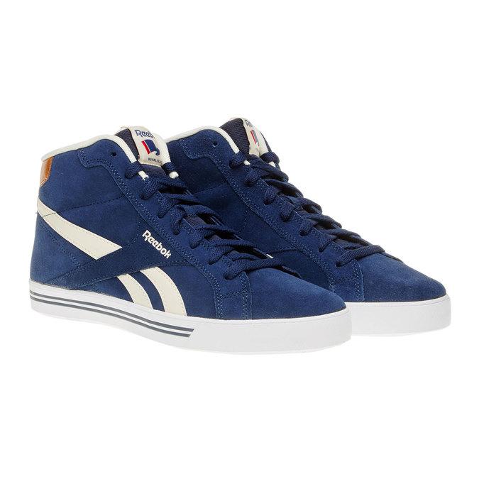 Pánská sportovní obuv reebok, modrá, 803-9101 - 26