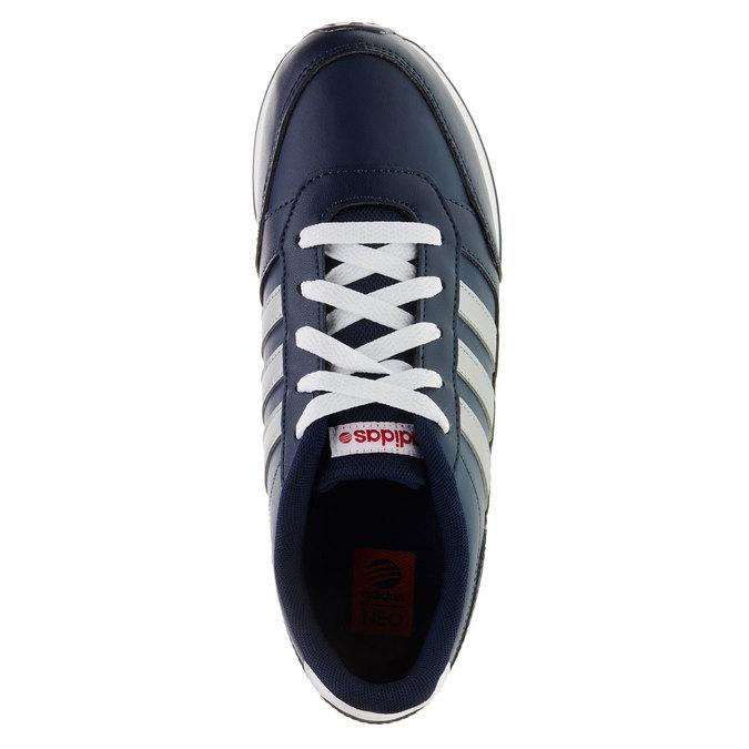 Dětská sportovní obuv adidas, modrá, 401-9137 - 19