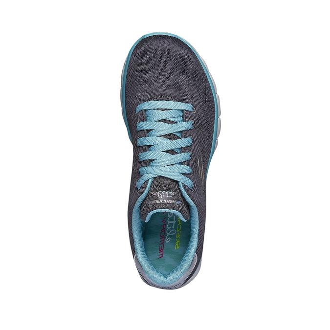 Dámské běžecké tenisky skecher, šedá, 509-2259 - 19