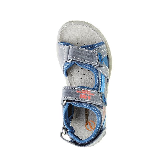 Dětské sandály weinbrenner-junior, modrá, 266-9162 - 19