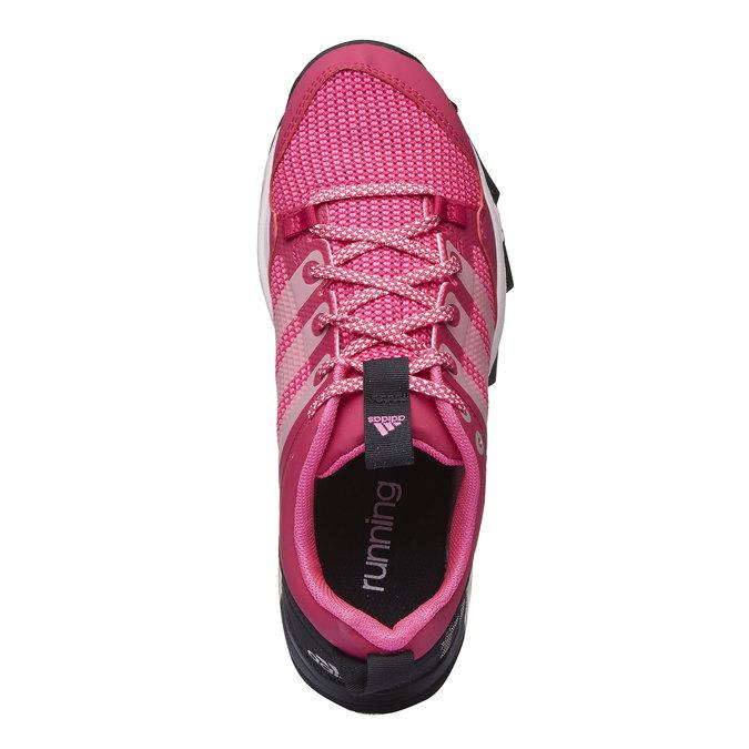 Dámské sportovní tenisky adidas, červená, 509-5123 - 19