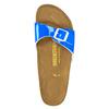 Dámské nazouváky na korkové podešvi birkenstock, modrá, 561-9002 - 19