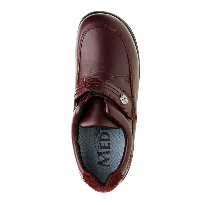 Dámská zdravotní obuv medi, červená, 534-5104 - 19