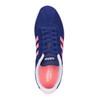 Dámské kožené tenisky adidas, modrá, 503-9201 - 19