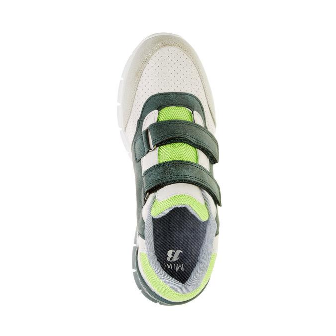 Dětské tenisky mini-b, zelená, 311-7192 - 19