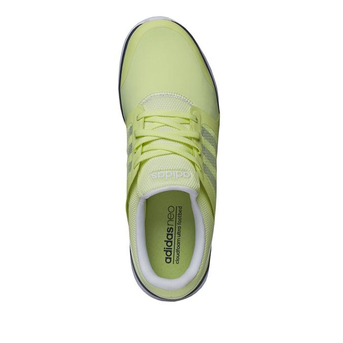 Dámské ležérní tenisky adidas, žlutá, 509-8686 - 19