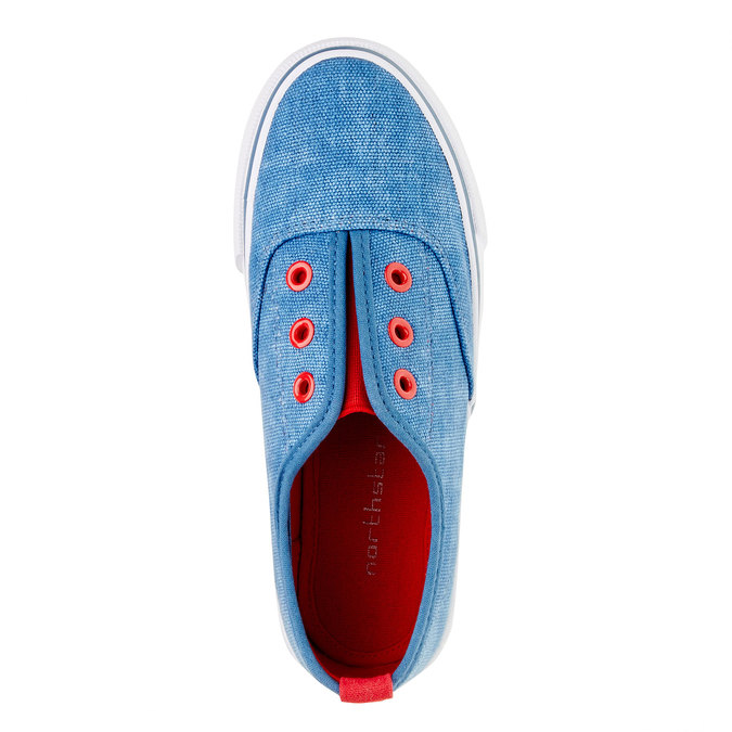 Dětské Plim Soll boty mini-b, modrá, 319-9150 - 19