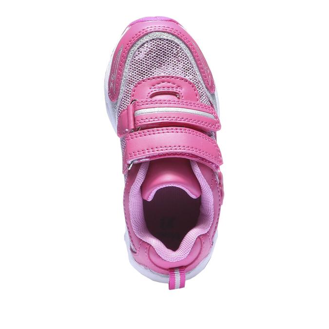 Dívčí tenisky mini-b, červená, 221-5137 - 19