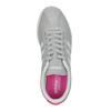Šedé dámské tenisky z broušené kůže adidas, šedá, 503-2201 - 19