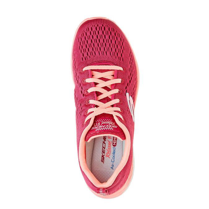 Dámské sportovní tenisky skechers, růžová, 509-5706 - 19
