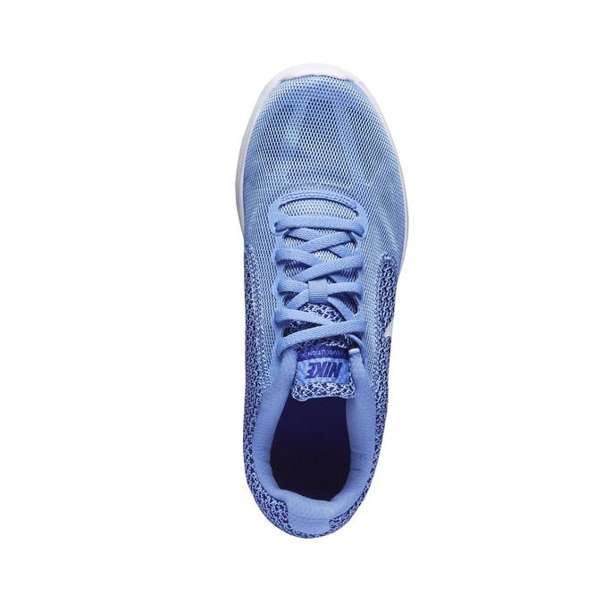 Dámské sportovní tenisky nike, modrá, 509-9220 - 19