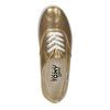 Zlaté dámské tenisky tomy-takkies, zlatá, 519-8690 - 19