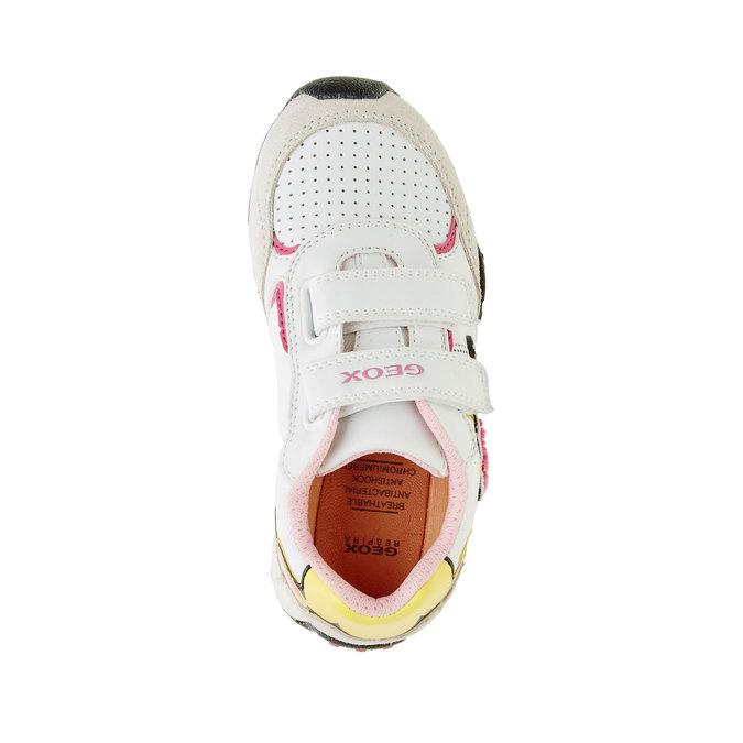 Dětské tenisky geox, bílá, 329-1100 - 19