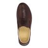 Dámské kožené Slip on flexible, červená, 526-5604 - 19