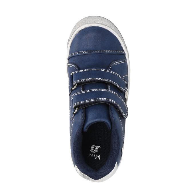 Dětské tenisky mini-b, modrá, 221-9602 - 19