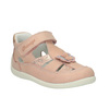 Kožené dívčí sandály primigi, růžová, 124-5004 - 13