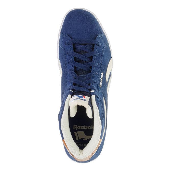Pánská sportovní obuv reebok, modrá, 803-9101 - 19