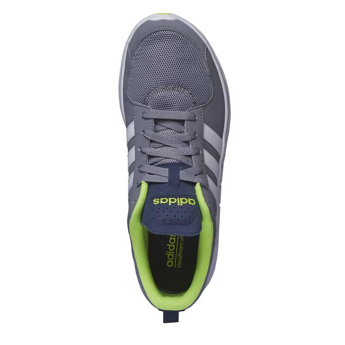 Pánské sportovní tenisky adidas, šedá, 809-2133 - 19