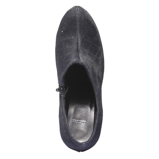 Párty lodičky bata, černá, 721-6102 - 19
