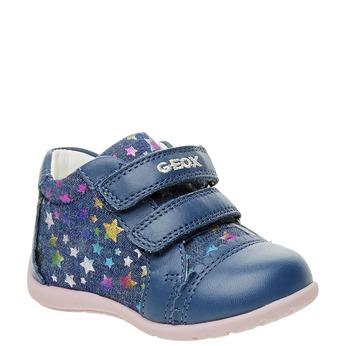 Dětské tenisky geox, modrá, 129-9100 - 13