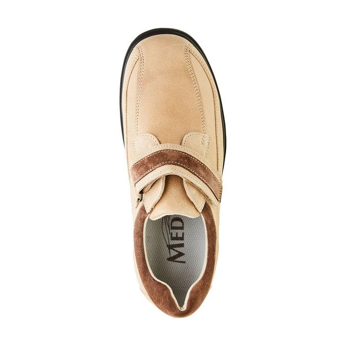 Pánská zdravotní obuv medi, béžová, 834-8108 - 19
