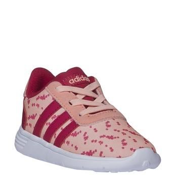 Dívčí sportovní tenisky adidas, růžová, béžová, 109-8162 - 13