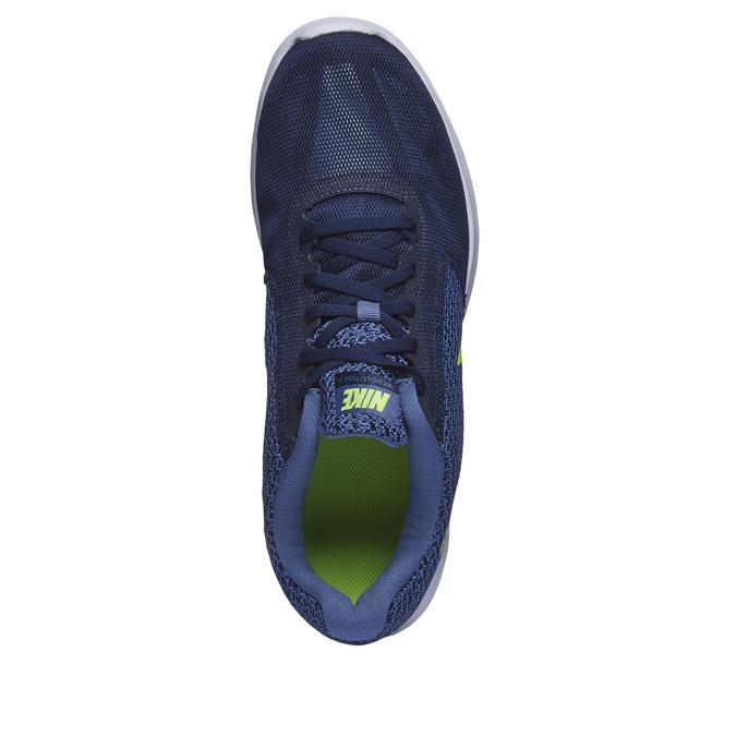Pánské sportovní tenisky nike, modrá, 809-9220 - 19